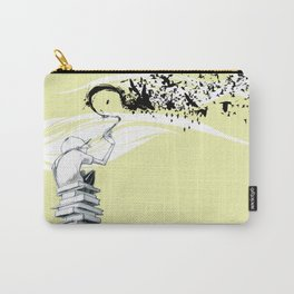 """Glue Network Print Series """"Education & Arts"""" Carry-All Pouch"""
