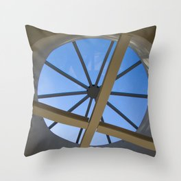 Acmetonia Throw Pillow