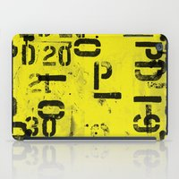 code iPad Cases featuring Code by ayarti