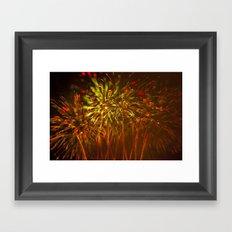 Efflorescence 28 Framed Art Print