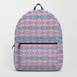 opposites attract - flamingo love#1 Backpack