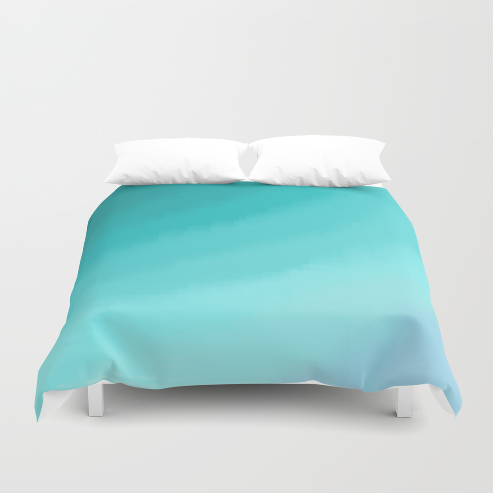 The Edge Of A Pond Duvet Cover by Maliaboud DUV8420183