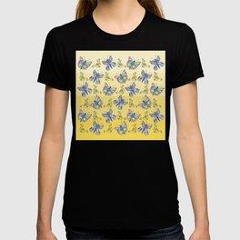 Butterflies and Flowers T-shirt