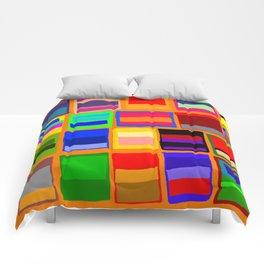 Rothkoesque Comforters