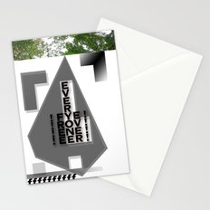 FREE EVERYONE EVER Stationery Cards