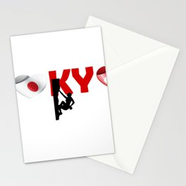 Tokyo, Climbing team and Turkey Stationery Cards