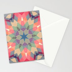 Geo Metrics Two Stationery Cards