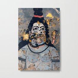 Hindu mural Metal Print