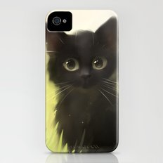 Savage Cat Slim Case iPhone (4, 4s)