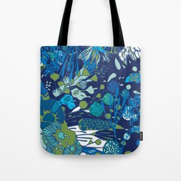 WATER YOU TALKING ABOUT? Tote Bag