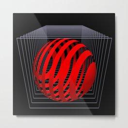 dimension -5- Metal Print