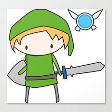 Link - The Legend of Zelda Canvas Print