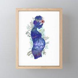 Mom Framed Mini Art Print