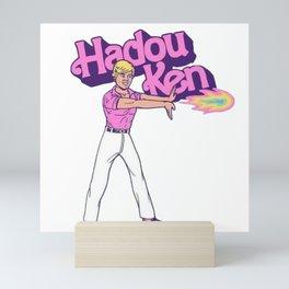 Hadouken fire ball mechandise Mini Art Print