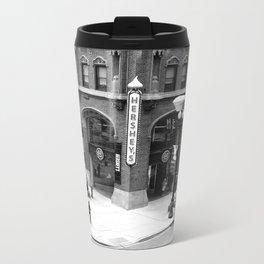 hershey's chicago  Metal Travel Mug