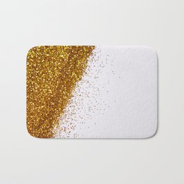 My Favorite Color II (NOT REAL GLITTER) Bath Mat