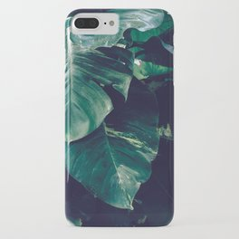 Green Leaves - Bali - Travel Photography iPhone Case