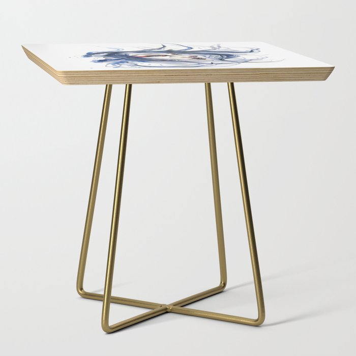 Submerged Side Table