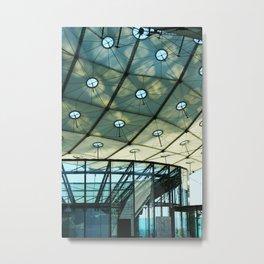 La Grande Arche 1 Metal Print