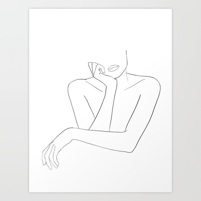 espoir Art Print