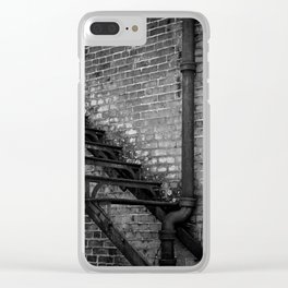 Fallout Clear iPhone Case
