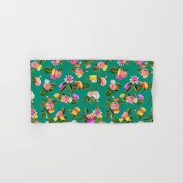 Frida Floral Hand & Bath Towel