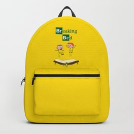 Breaking Bad (Breaking Bad Parody) Backpack