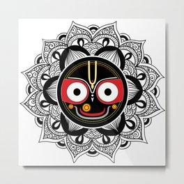 Jagnath Metal Print