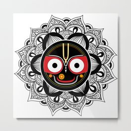 Jagnath Metal Print