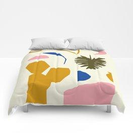 Simple Garden Comforters