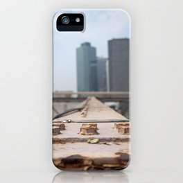 Brooklyn Bridge 2 iPhone Case
