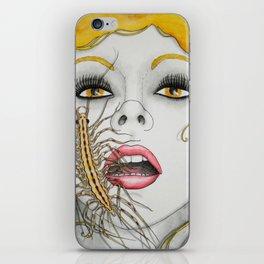 Chilopodophilia iPhone Skin