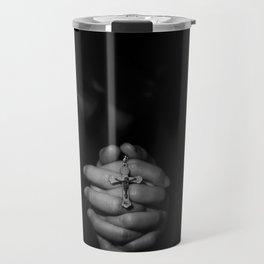 The Prayer Travel Mug
