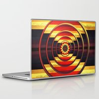 focus Laptop & iPad Skins featuring Focus by DebS Digs Photo Art