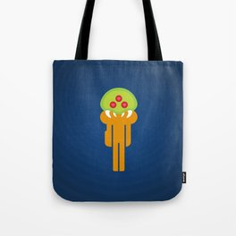 Metroid Loves Samus Tote Bag
