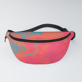 Pixelated Fanny Pack
