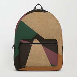 GEOMETRIC ABSTRACT 2 Backpack