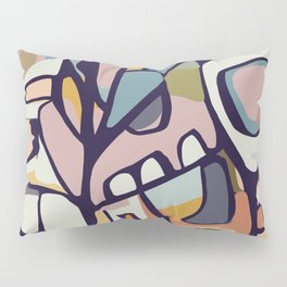 Stained Glass Pillow Sham