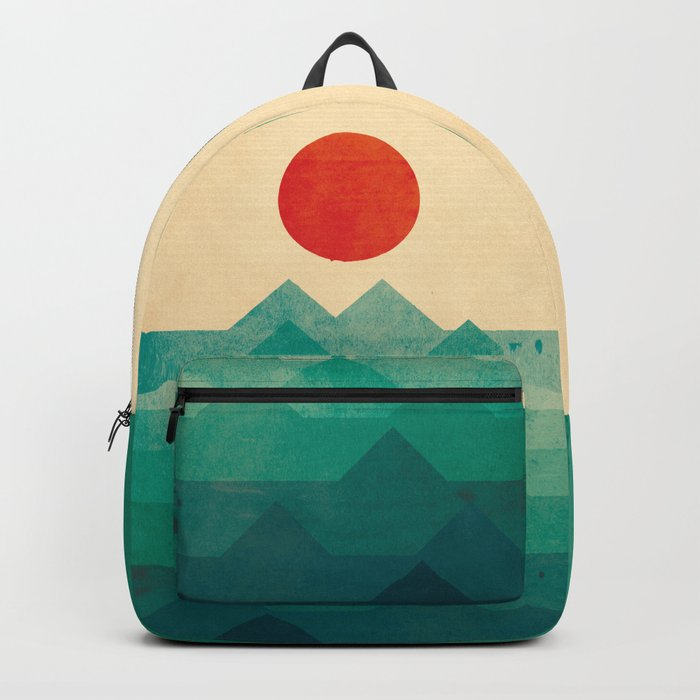 The ocean, the sea, the wave Rucksack