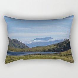 View of Ben Nevis Rectangular Pillow