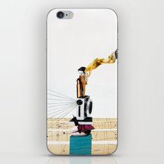pitying muse iPhone & iPod Skin