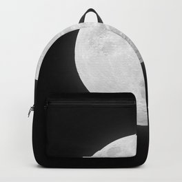 CHALK WHITE MOON Backpack