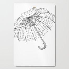 umbrella Cutting Board