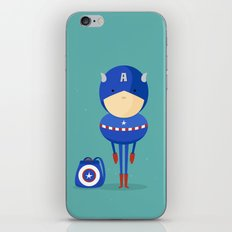 My dreaming hero! iPhone & iPod Skin