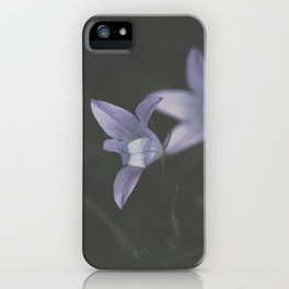 Botanical Still Life Photography Lily Wildflower iPhone Case