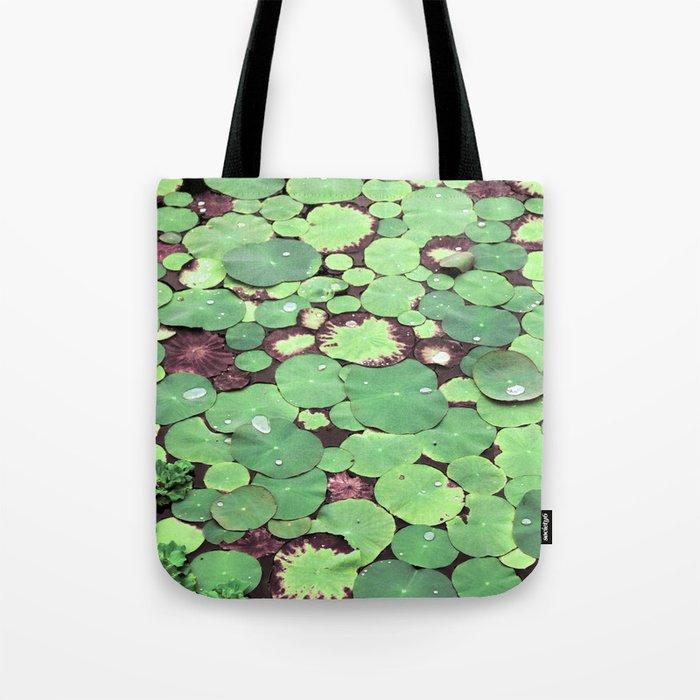 Nymphaeaceae Tote Bag