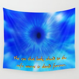 """""""Eye In The Sky"""" Wall Tapestry"""