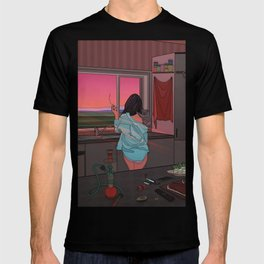Aesthetic Chill Out T-shirt