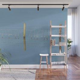 reflected Wall Mural