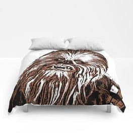 """""""RRRAARRWHHGWWR"""" Comforters"""